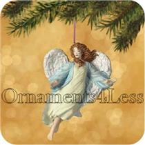 Hallmark Keepsake Ornament 2002 Angel of Comfort - Susan G. Komen - #QXI6363