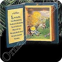 1997 Mother Goose #5 - Little Boy Blue - #QX6215