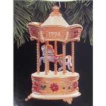 1996 Tobin Fraley Holiday Carousel #3 - Magic - #QLX7461 - DB
