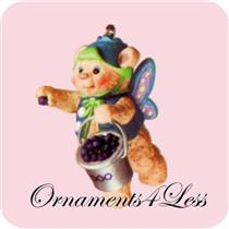 2000 Fairy Berry Bears #2 - Blueberry - #QEO8454