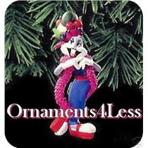 1998 Bugs Bunny as Carmen Miranda - Looney Tunes - #QX6443