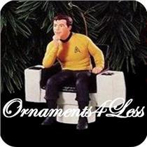 1995 Captain James T Kirk - Jim - Star Trek - #QXI5539 - DB