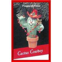 1989 Cactus Cowboy - #QX4112- SDB