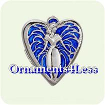 2005 Charming Hearts #3 - Miniature Photo Holder - #QXM8962 - SDB