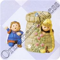 1998 Rapunzel - Set of 2 - #QSM8483