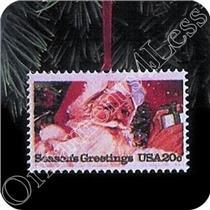 1993 U S Christmas Stamps #1 - #QX5292 - SDB