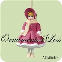 2004 Madame Alexander Little Women #4 - Amy March -  #QX8404