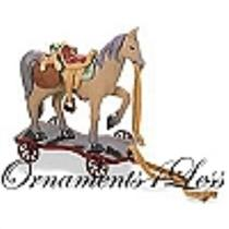 Hallmark Series Ornament - 1999 A Pony For Christmas #2 - #QX6299-SDB