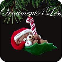 1990 Babys First Christmas - #QX3036-SDB