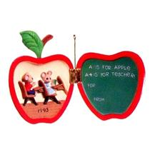 1993 Apple For Teacher - #QX5902 - DB