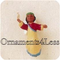 1995 Heavenly Praises - Miniature Ornament - #QXM4037 - SDB WITH NO TAG
