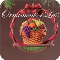 1991 Christmas Welcome - #QX5299- SDB