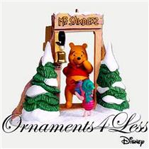 2005  gift exchange - Winnie the Pooh - #QXD4105 - SDB