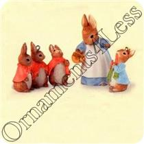 1999 The Tale of Peter Rabbit - #QEO8397-DB