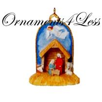 1997 He is Born - Miniature Ornament - #QXM4235