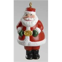 1998 Holly Jolly Jig - Miniature Ornament - #QXM4266