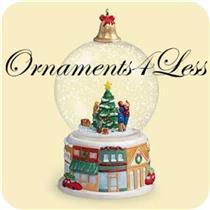 2006 Winter Wonderland #5 - Trimming the Tree - #QX2553 - SDB