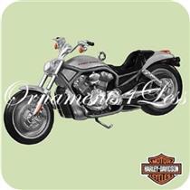 2004 Harley Davidson #6 - 2002 VRSCA V-Rod - #QX8184 - DB