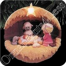 1994 Away in a Manger - Magic - #QLX7383-SDB