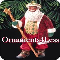 1999 Joyful Santa #1 - #QX6949