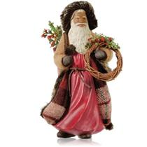Hallmark Keepsake Ornament 2014 Father Christmas - African American - QSM7746-DB