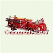 2005 Miniature Fire Brigade #2 - American LaFrance 700 Series Pumper - #QXM2062