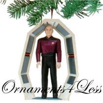 1995 Captain Jean Luc Picard - Star Trek - #QXI5737 - DB