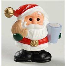 1990 Jingle Bell Santa - Merry Miniature - #QFM1663