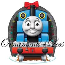 American Greetings 2011 Thomas the Train in Tunnel Releif - AG0R161Z - SDB