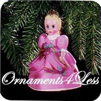 1996 Madame Alexander #1 - Cinderella - #QX6311 - SDB