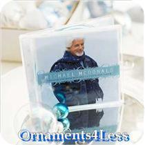 Hallmark Exclusive 2005 - Michael McDonald - Through the Winters CD - #PR3756