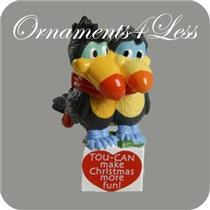 Hallmark Keepsake Ornament -1994 Tou Can Love - #QX5646