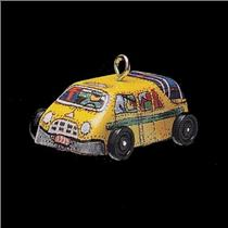 1994 Hallmark Keepsake - On the Road #2 - Taxi - #QXM5103 - DB