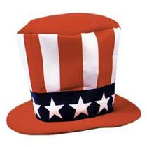 Uncle Sam Foam Hat Patriotic 4th of July