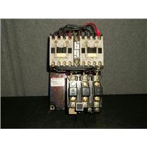 Allen Bradley 505-TOD Reversing Starter w/ 592-JOV16 Overload Relay