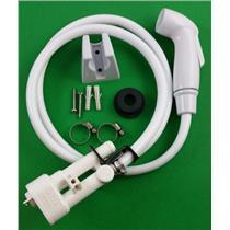 Dometic Sealand 319054 Toilet Vacuum Breaker With Hand Spray 385319054