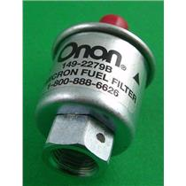 Genuine Onan 149-2279 BGE BGM NHE Generator Fuel Filter