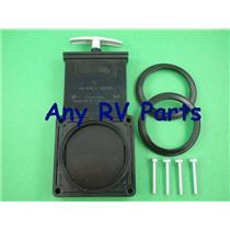 Valterra T1003VPM Bladex 3 Inch RV Waste Water Dump Valve