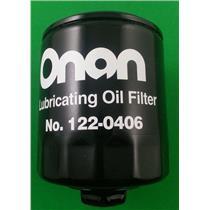 Genuine Onan 122-0406 Generator Cummins Oil Filter