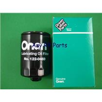 Genuine Onan Cummins OEM CCK CCKA Generator Oil Filter 122-0469