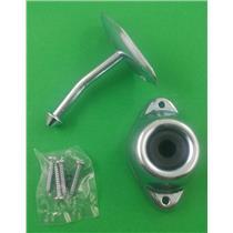 "RV Motorhome Trailer Door holder 3"" Angled Plunger 10304 JR Products"
