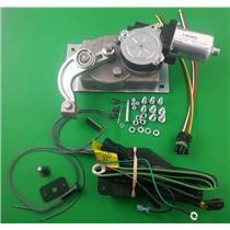 Kwikee 909770000 Lippert 379145 RV Entry Step Motor Conversion Kit
