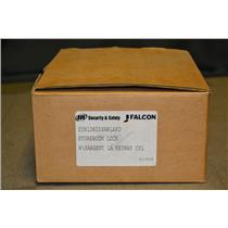 Falcon Storerooom Lock W\ Sargent LA Keyway Cylinder Z581D605SARLAKD