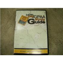 """How to Use the GPAA Mining Guide"" ""Sure Fire Panning Methods"" DVD Prospecting"