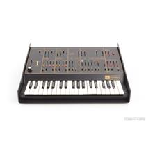 ARP Odyssey Model 2800 Mk I Synthesizer Black & Gold Edition w/ Case #22004