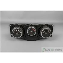 2006 Pontiac Torrent Climate Control Unit / Panel with Chrome Knobs