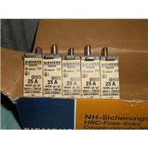 Lot of 5 NIB Siemens 3NA5 810 HRC-Fuse Links