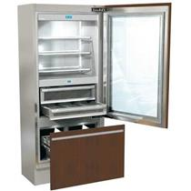 "FHIABA SIMILAR TO SUB ZERO 36"" Built-in Bottom-Freezer REFRIGERATOR $ $10089"