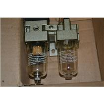 "AVC Pneumatic 499(1/4), Filter, Lubricator 1/4"" NPT, Max Pressure: 150psi"
