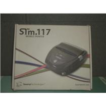 "New Soure Technologies STm.117w 4"" Portable Printer Standard (WI-FI)"